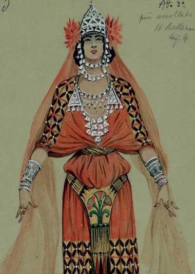 Salome Ricordi BreraMilano1930